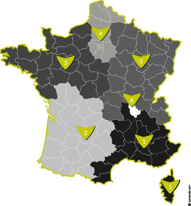 FIDLEASE_Carte de France avec répartition par commerciaux_V3 au 12.11